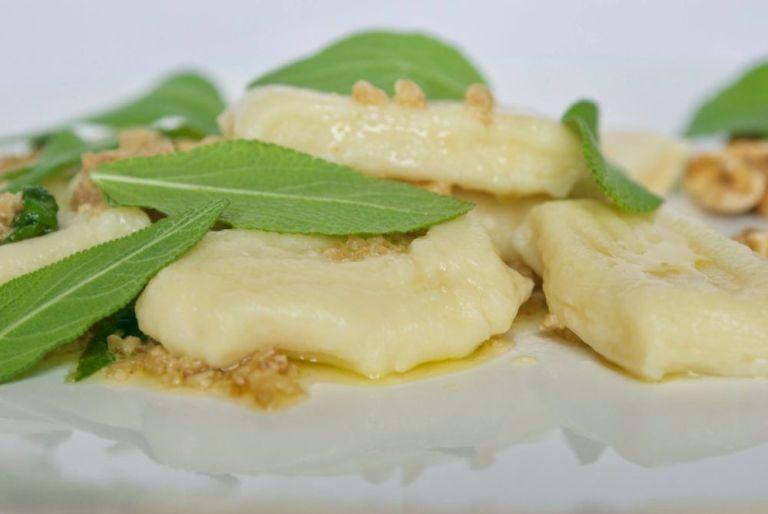 Gnocchi czyli włoskie kluseczki