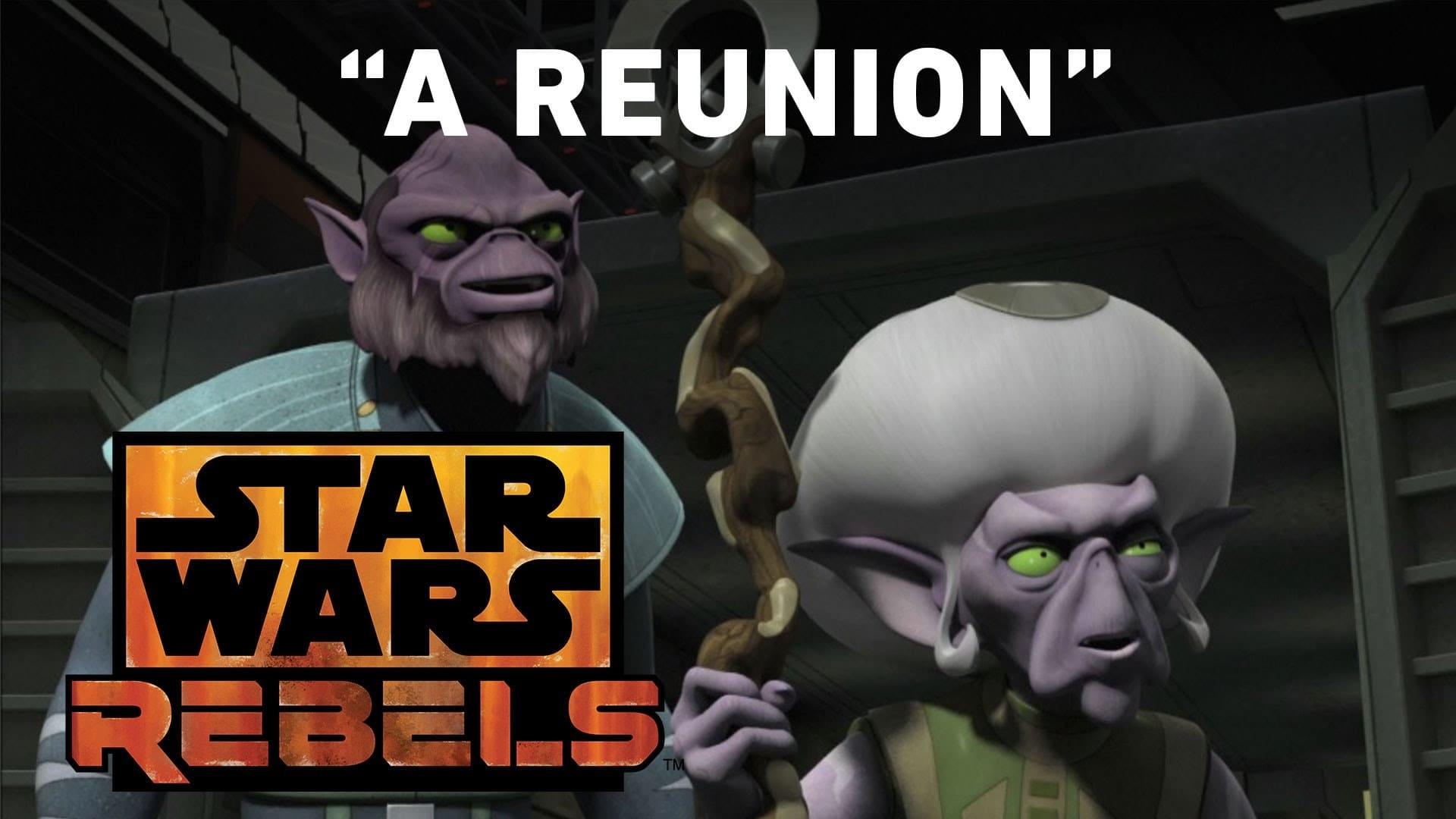 Star Wars Rebels: Legends of the Lasat