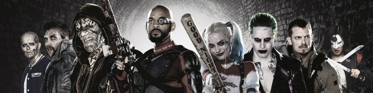 Episode 87: Suicide Squad – Just Good Enough to Watch