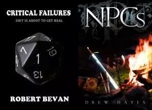 drew hayes npc series