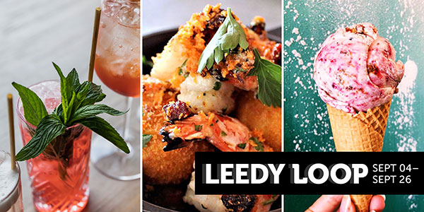 Leedy Loop – every Wednesday & Thursday throughout September
