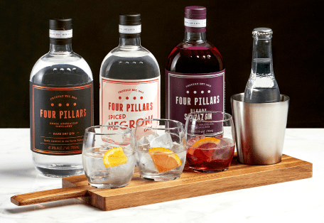 Like your gin? Explore more with our Four Pillars paddles