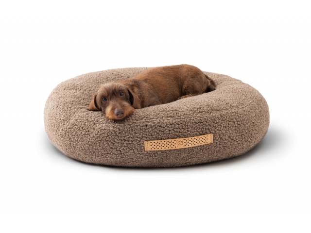 dog beds and cushions of different