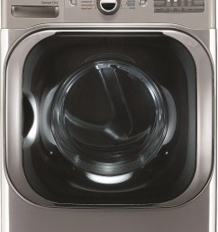 lg front load electric dryer graphite steel dlex8100v [ 1528 x 2256 Pixel ]