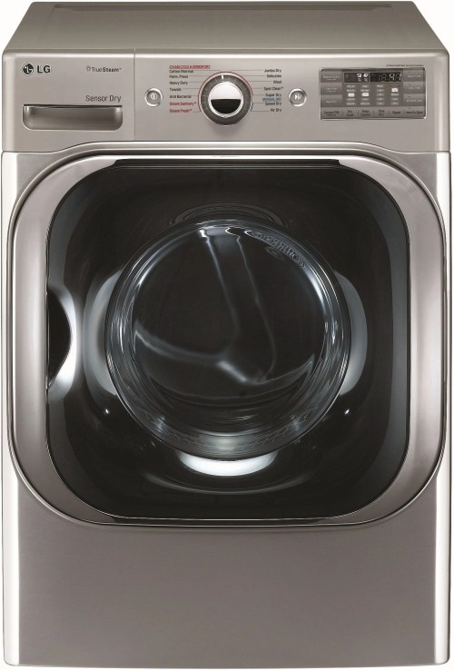 small resolution of lg front load electric dryer graphite steel dlex8100v