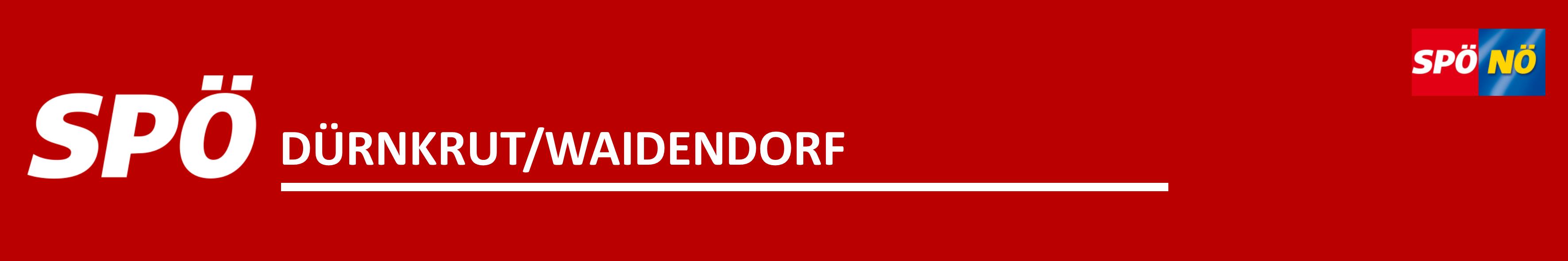SPÖ Dürnkrut-Waidendorf