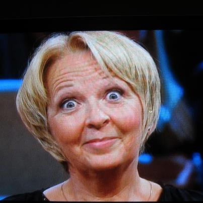 """Nachtrag Wie Hannelore Kraft Sich Bei """"Wetten Dass ?"""" Freut Dass"""