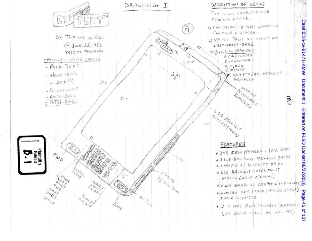 medium resolution of a 10 billion idea without a patent is just an idea duetsblog fiat grande punto fuse box layout diagram 1milioncarscom