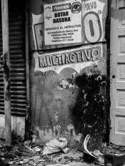 Littering Prohibited, Parque Santa Ana, Panama