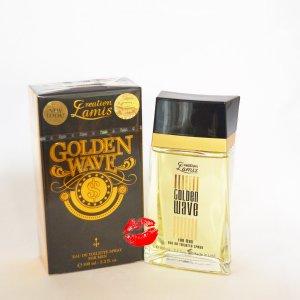 Golden Wave Creation Lamis Eau de Toilette 100 ml Herrenparfüm EdT Parfum homme