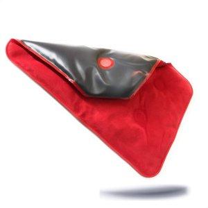 extra grosses Rücken Wärmekissen Rückenkissen Wärme Kissen MAXI Auflage mit schwarzem Naturmoor Nackenkissen Schulterkissen