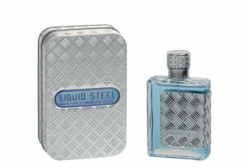 Liquid Steel - Linn Young Parfume Eau de Toilette 100 ml Herrenparfüm EdT homme