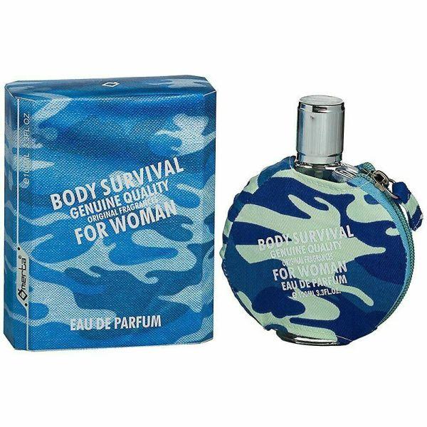 Body Survival Woman - Omerta Parfume Eau de Parfüm 100 ml Damenparfüm EdP femme