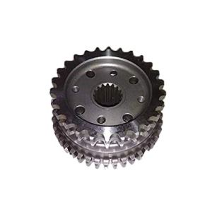 Dug Dug Heavy Duty Durable Self Gear One Way Assembly Compatible with Royal Enfield Bullet Standard Electa Classic 350 & 500cc Model
