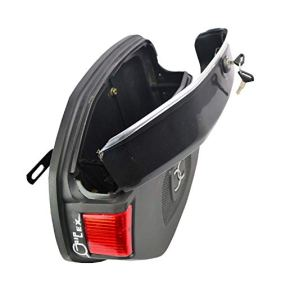 New Contra Universal Saddle Bag for All Bikes (Black)