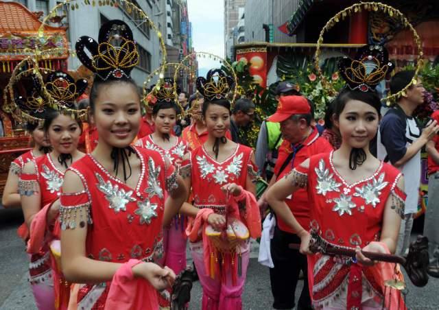 Văn hóa Đài Loan