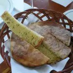 Bolo do caco: Madeirees knoflookbrood