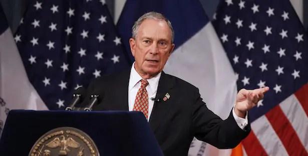 Wordt Michael Bloomberg de volgende president van de VS?
