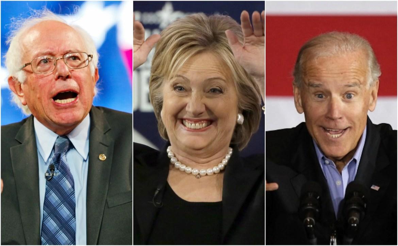 Wie wordt de Democratische tegenkandidaat van Donald Trump?