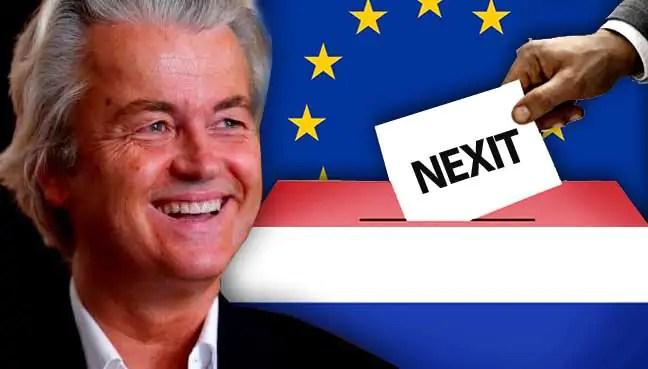 Nexit? Bullshit! Referendum in Nederland onmogelijk