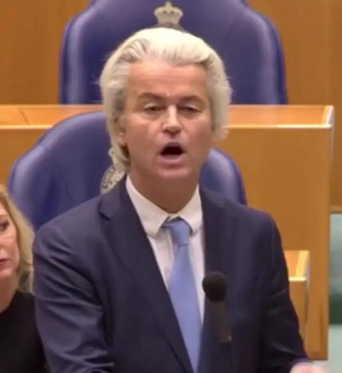 Wilders minacht het volk