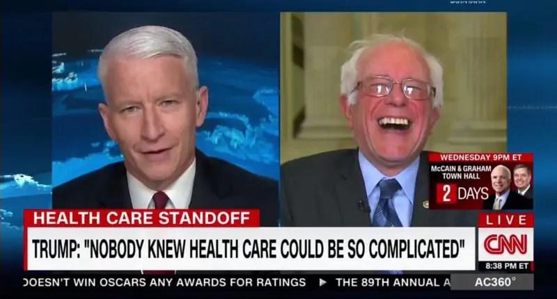 """Trump: """"Niemand wist dat gezondheidszorg zo ingewikkeld is""""."""
