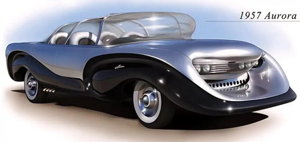 De lelijkste auto aller tijden