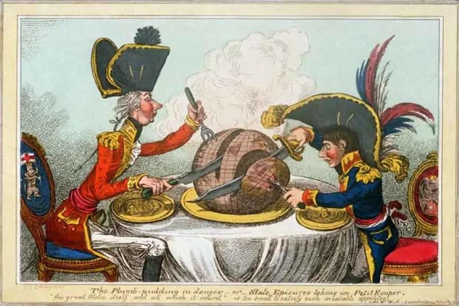 Napoleon was geen klein mannetje