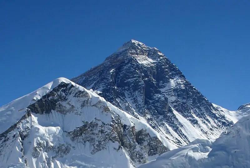 Wat is de hoogste berg ter wereld?