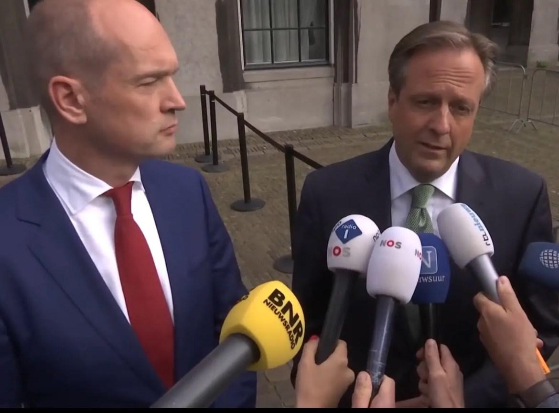 ChristenUnie en D66 moeten dit kabinet opblazen
