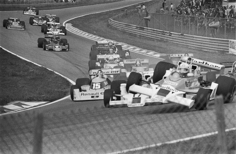 Noordwijk vliegt uit de bocht met dwaas Formule 1-plan