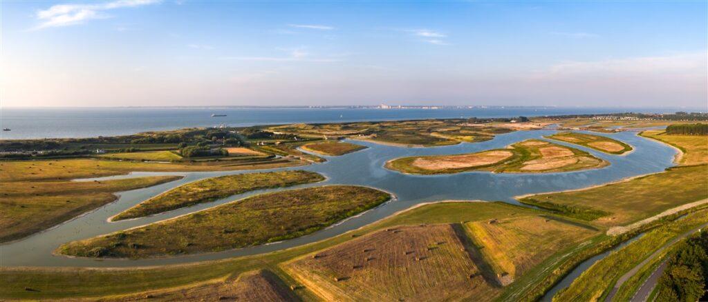 250 hectare nieuwe natuur