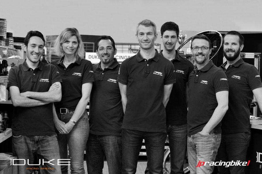 DUKE Jpracingbike équipe