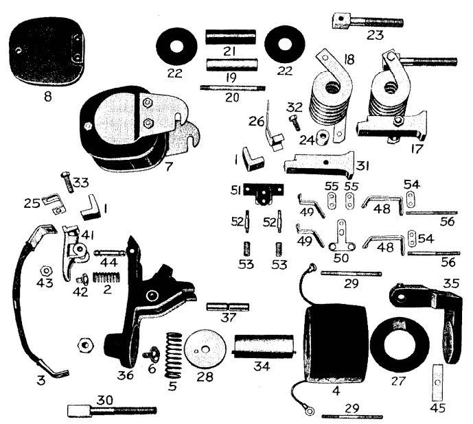 Magnetic Contactor Diagram