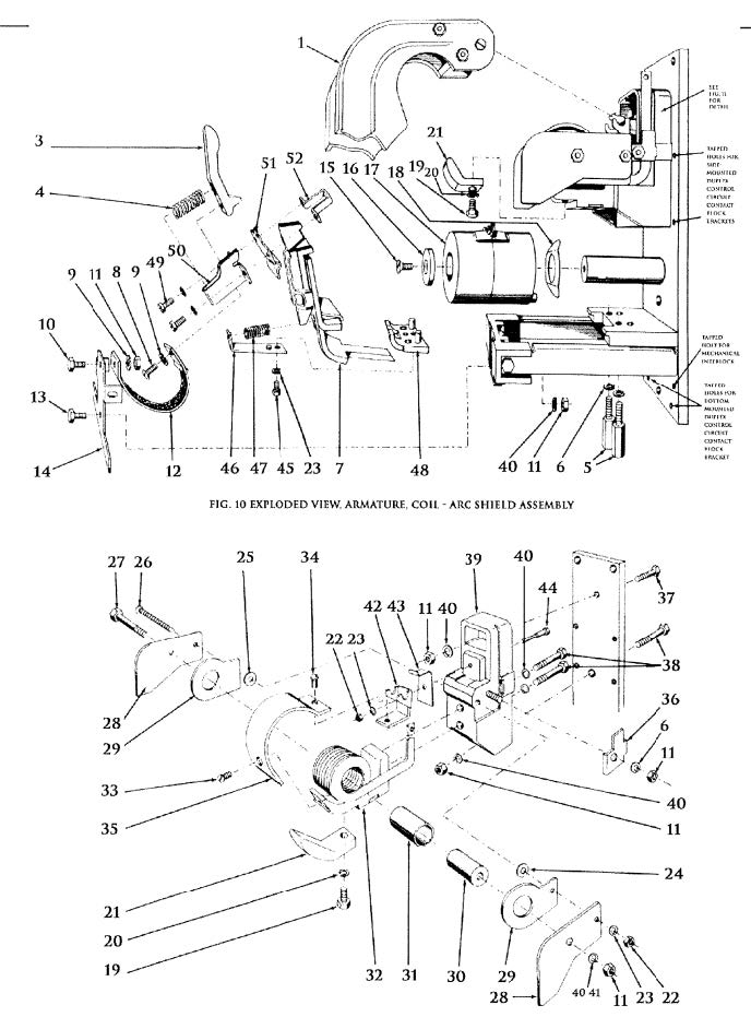 1 Pole Packard Contactor Wiring Diagram 6 Pole Contactor