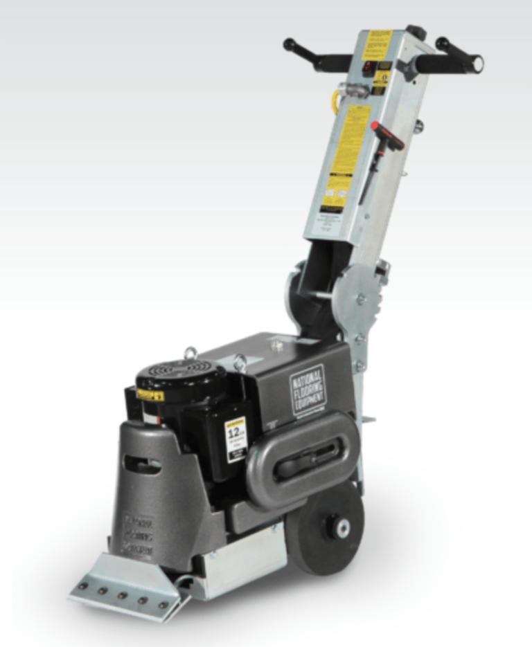 Hydraulic WalkBehind Floor Scraper  National Flooring