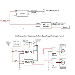 Time Delay Relay Circuit Diagram Led Autolamps Wiring Harley Softail Location Free Engine Image