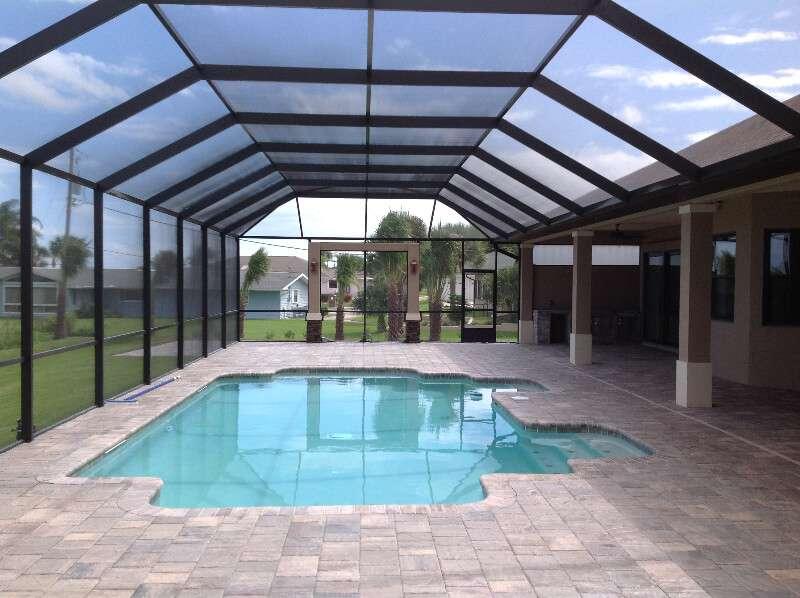 Orlando Screen Pool Enclosures  Swimming Pool Enclosures