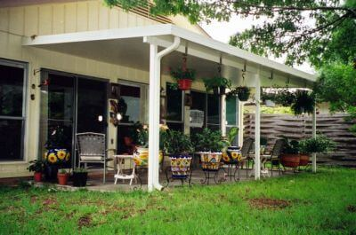 types of patio covers for your backyard