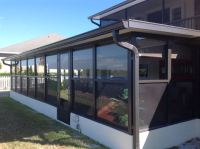 Enclosing a Patio into a Sunroom or Florida Room Without a ...