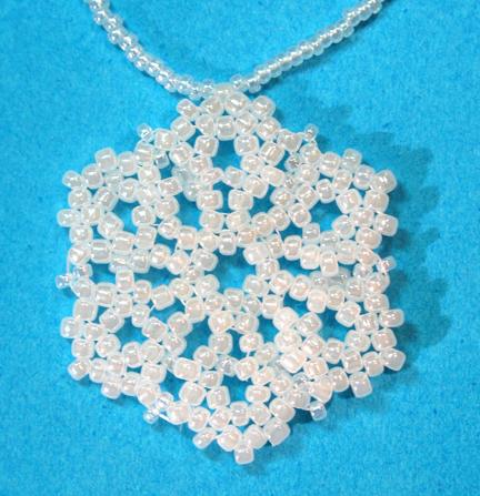 snowflake-flower