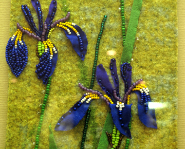 Wood-iris-detail