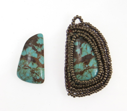 veined-turquoise-earrings