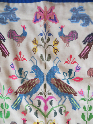 Hmong-cross-stitch-detail