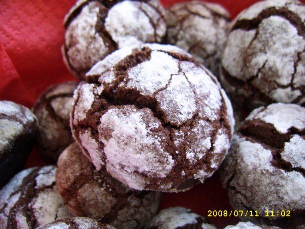 Fursecuri cu ciocolata