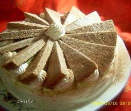 Tort cu crema de mascarpone