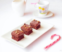 Negresa cu crema de ciocolata