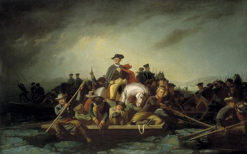 Bão tuyết giúp George Washington giành thắng lợi trước quân đội Anh thế nào?
