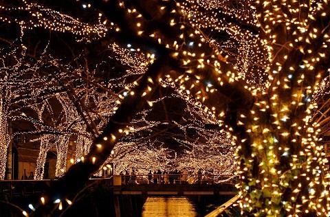 Không khí Giáng sinh trên thế giới