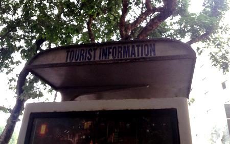 bốt thông tin du lịch2